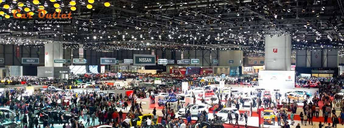 [:en]85th Geneva Motorshow[:es]85º Salon del Automóvil Ginebra