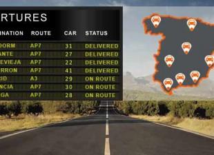 Nuestros coches de ocasión incluyen entrega a toda España
