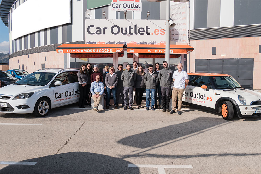 Car Outlet team portal de la marina Ondara