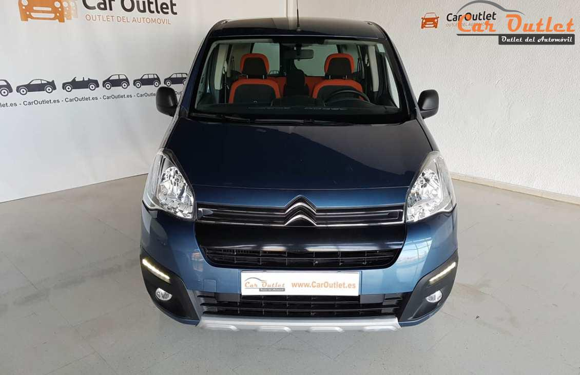 3 - Citroen Berlingo 2016