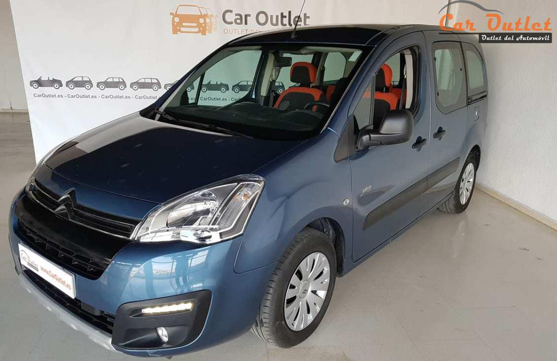 7 - Citroen Berlingo 2016