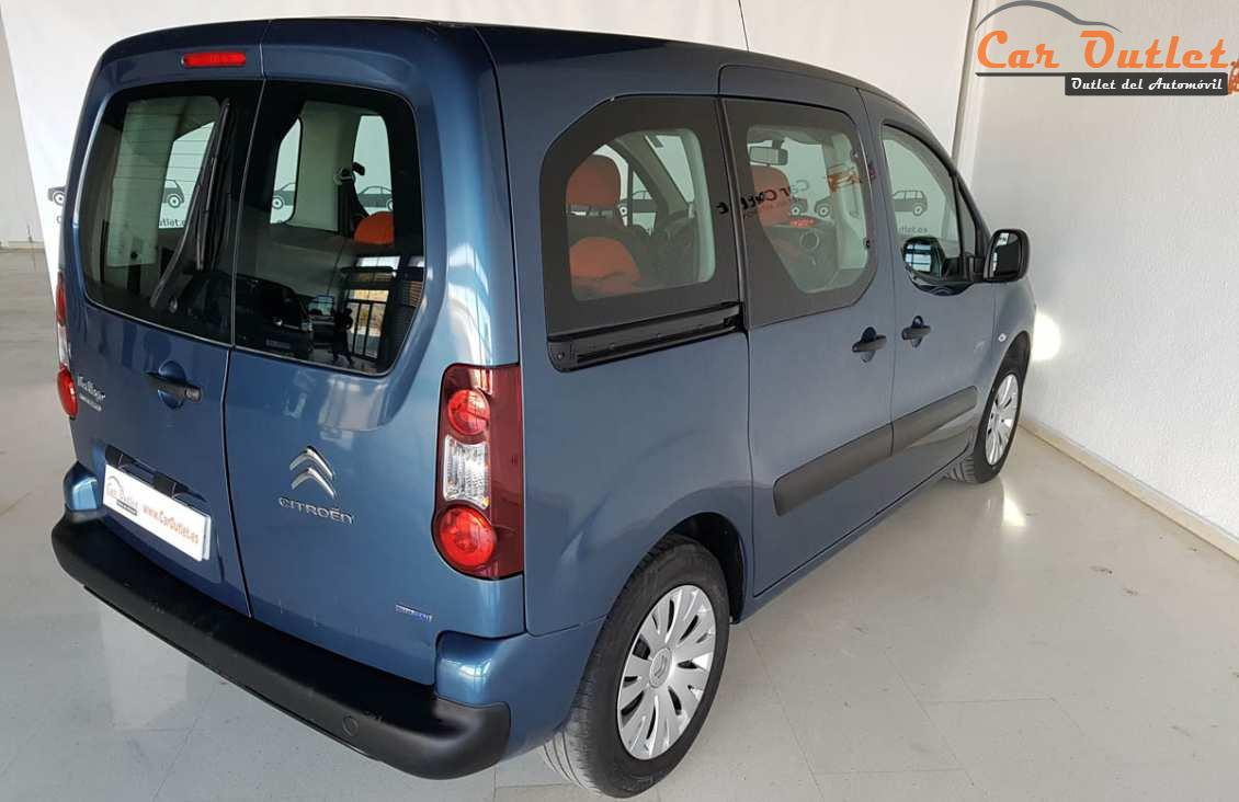 0 - Citroen Berlingo 2016