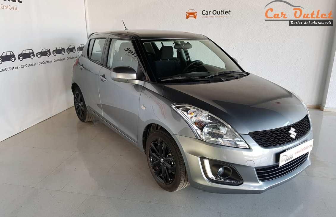 0 - Suzuki Swift 2017