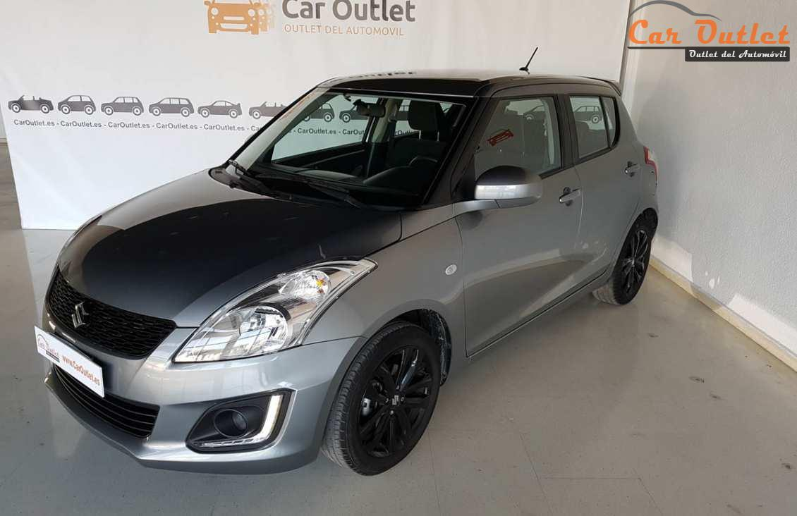2 - Suzuki Swift 2017