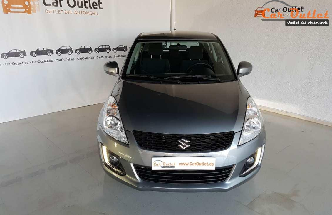 1 - Suzuki Swift 2017