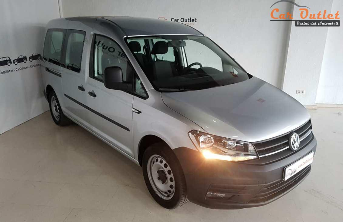 8 - Volkswagen Caddy 2016