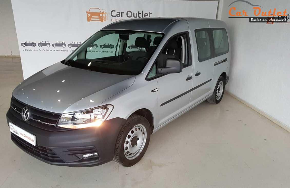 7 - Volkswagen Caddy 2016