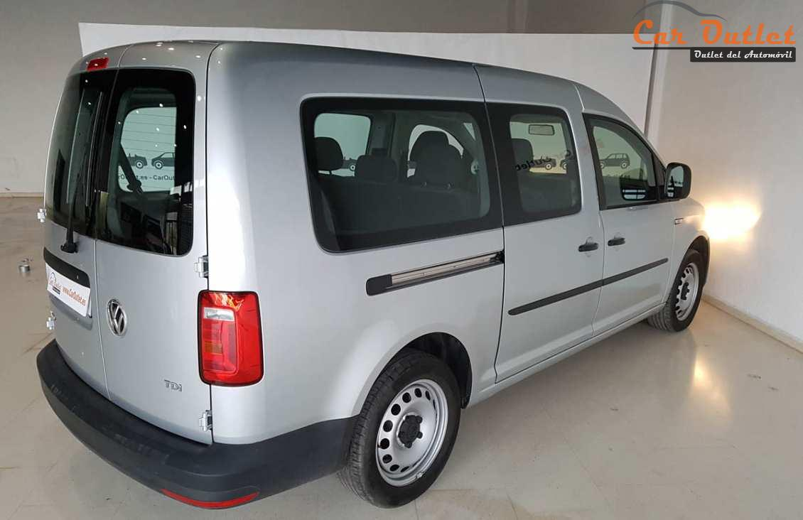 1 - Volkswagen Caddy 2016