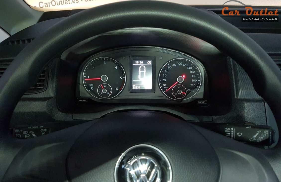 3 - Volkswagen Caddy 2016
