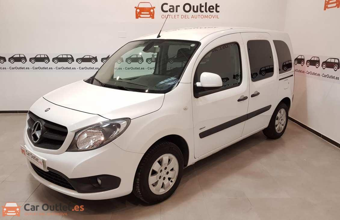 2 - Mercedes Citan Tourer 2015