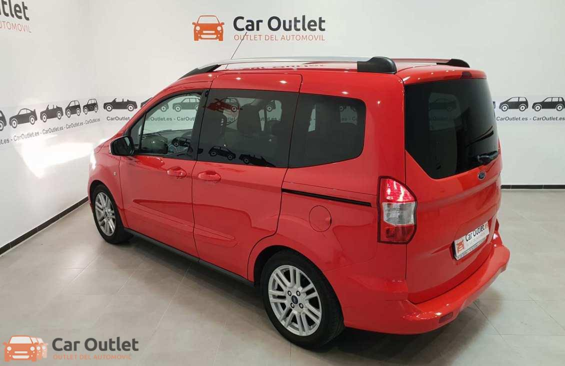 2 - Ford Tourneo Courier 2015