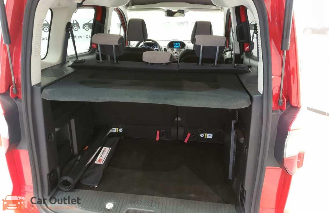 3 - Ford Tourneo Courier 2015