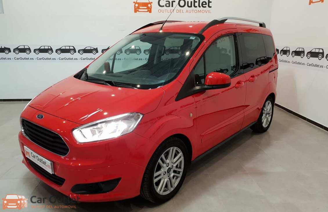 11 - Ford Tourneo Courier 2015