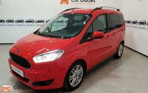 Ford Tourneo Courier Petrol - 2015