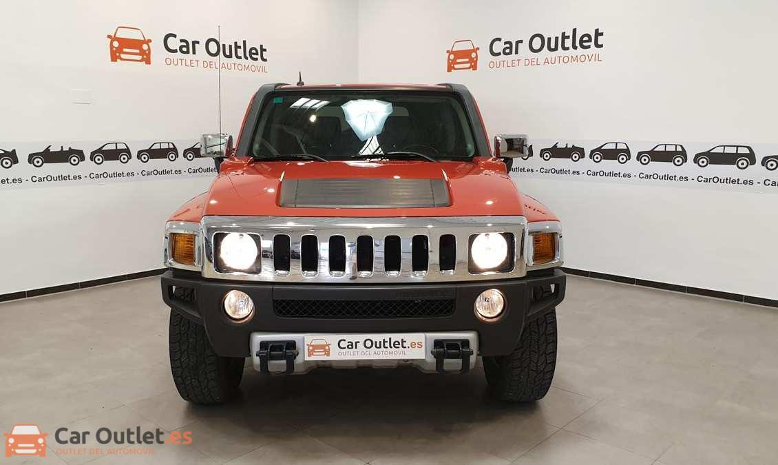 1 - HUMMER H3 2008 - AUTO