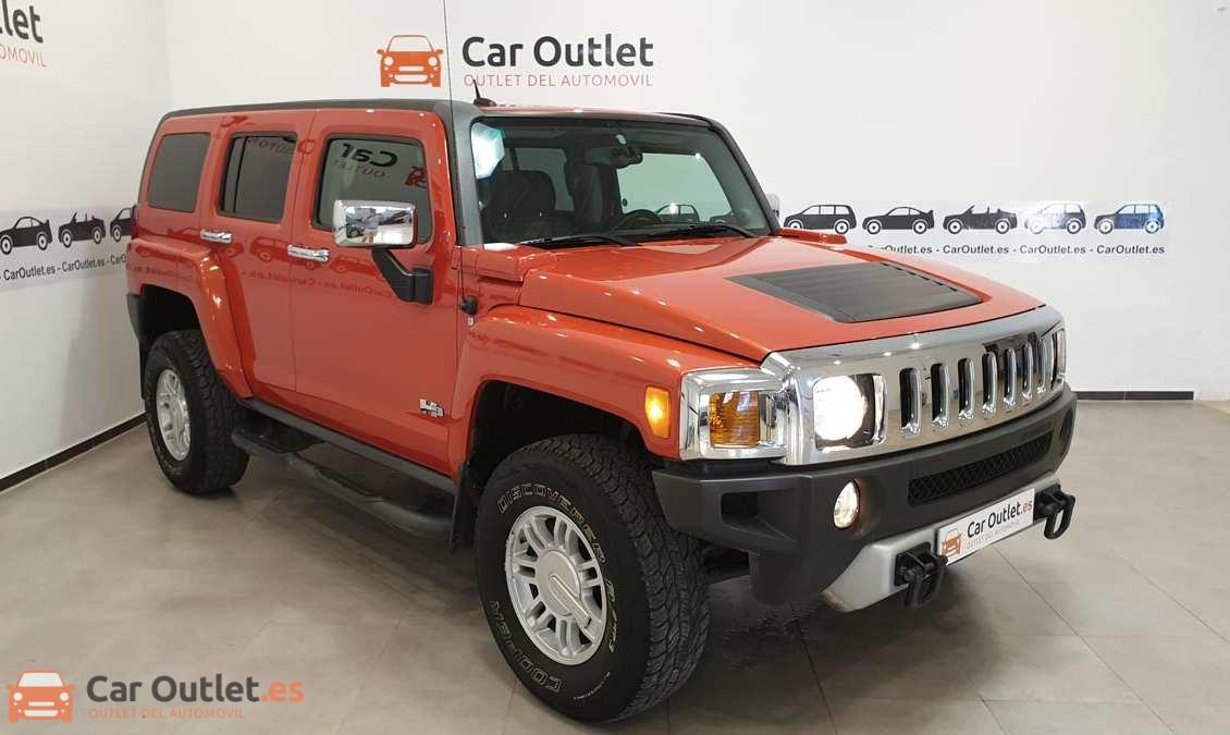 2 - HUMMER H3 2008 - AUTO