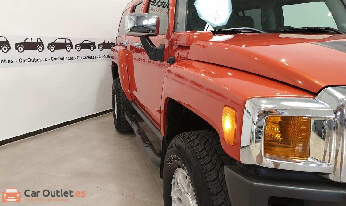 3 - HUMMER H3 2008 - AUTO