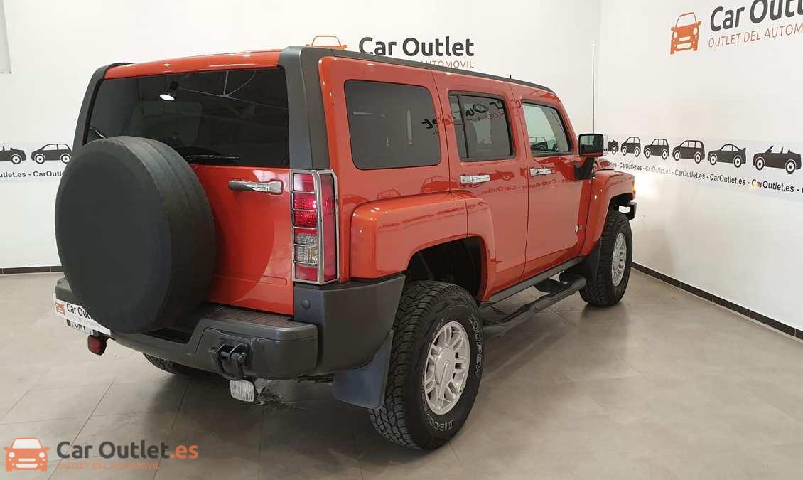 6 - HUMMER H3 2008 - AUTO
