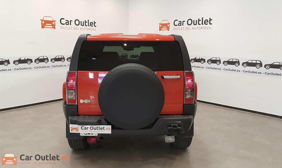 7 - HUMMER H3 2008 - AUTO