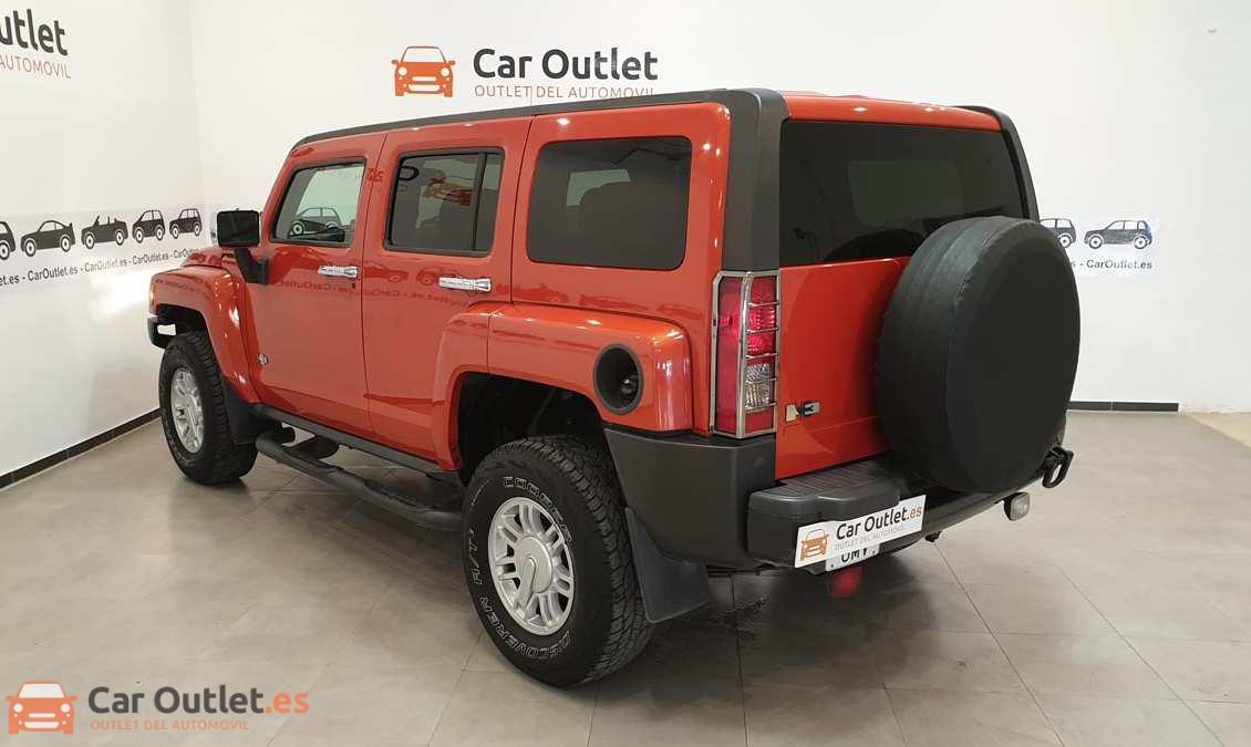 8 - HUMMER H3 2008 - AUTO