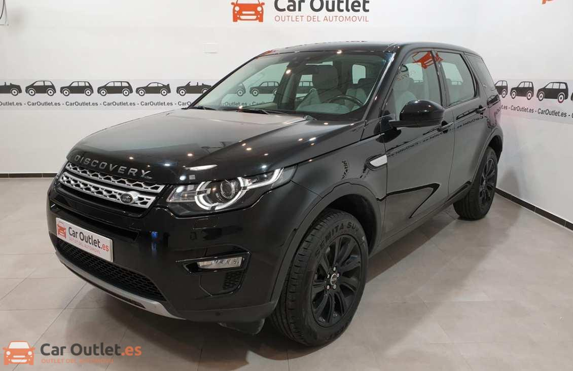 0 - Land Rover Discovery 2015