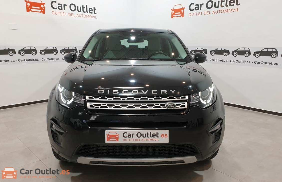 1 - Land Rover Discovery 2015
