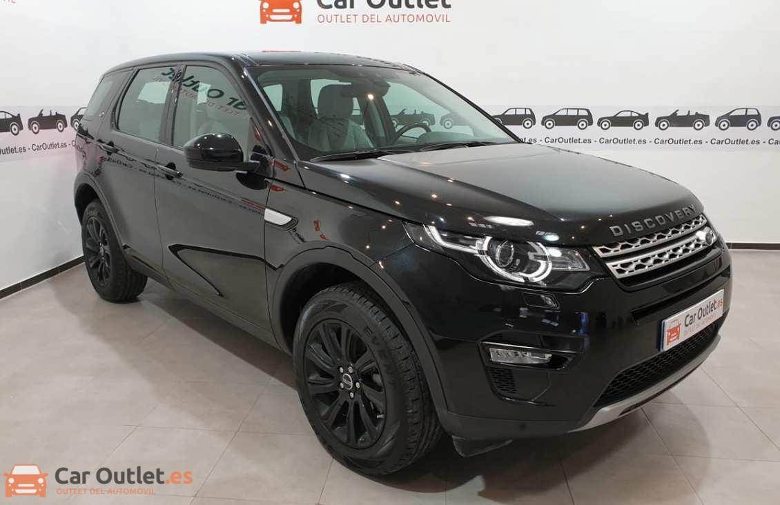 2 - Land Rover Discovery 2015