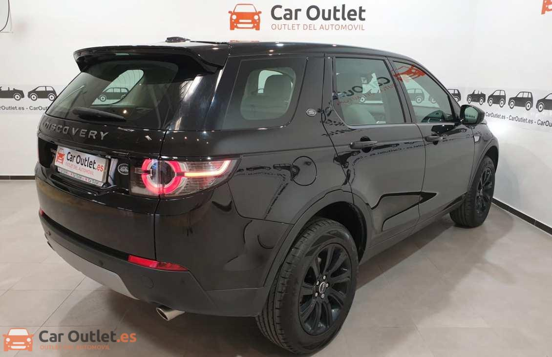 5 - Land Rover Discovery 2015