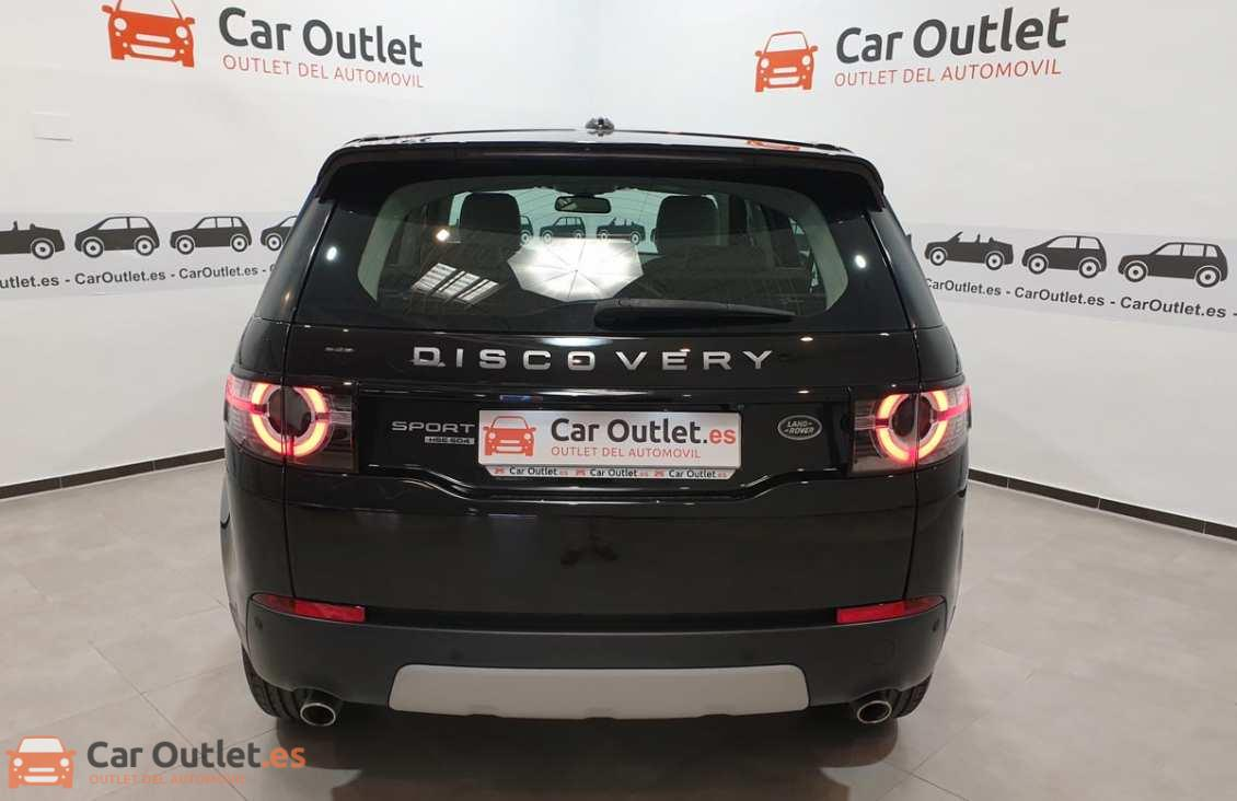 6 - Land Rover Discovery 2015