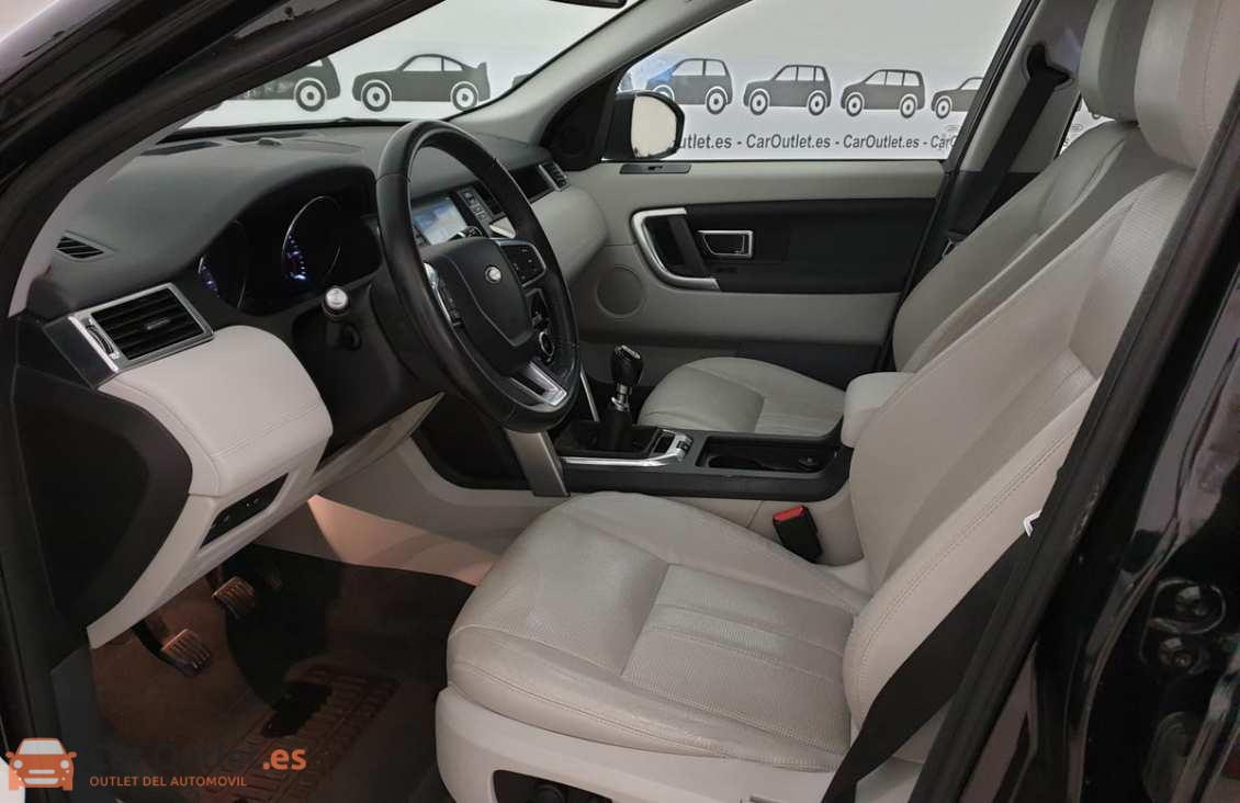 10 - Land Rover Discovery 2015