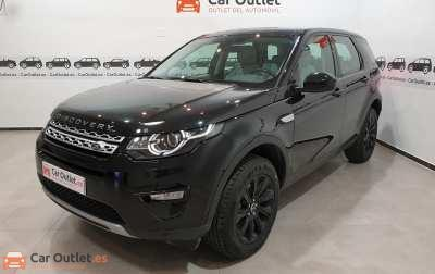 Land Rover Discovery Diesel - 2015