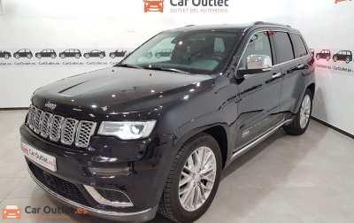 Jeep Grand Cherokee Diesel / gas-oil - 2017