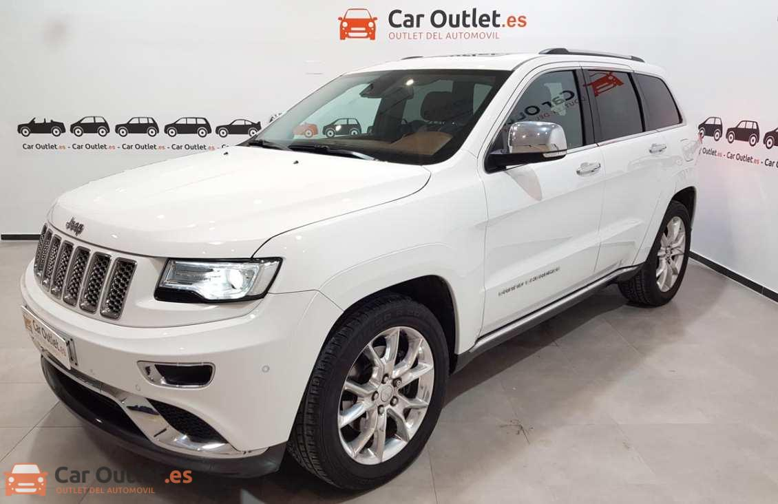 Jeep Grand Cherokee Diesel - 2016