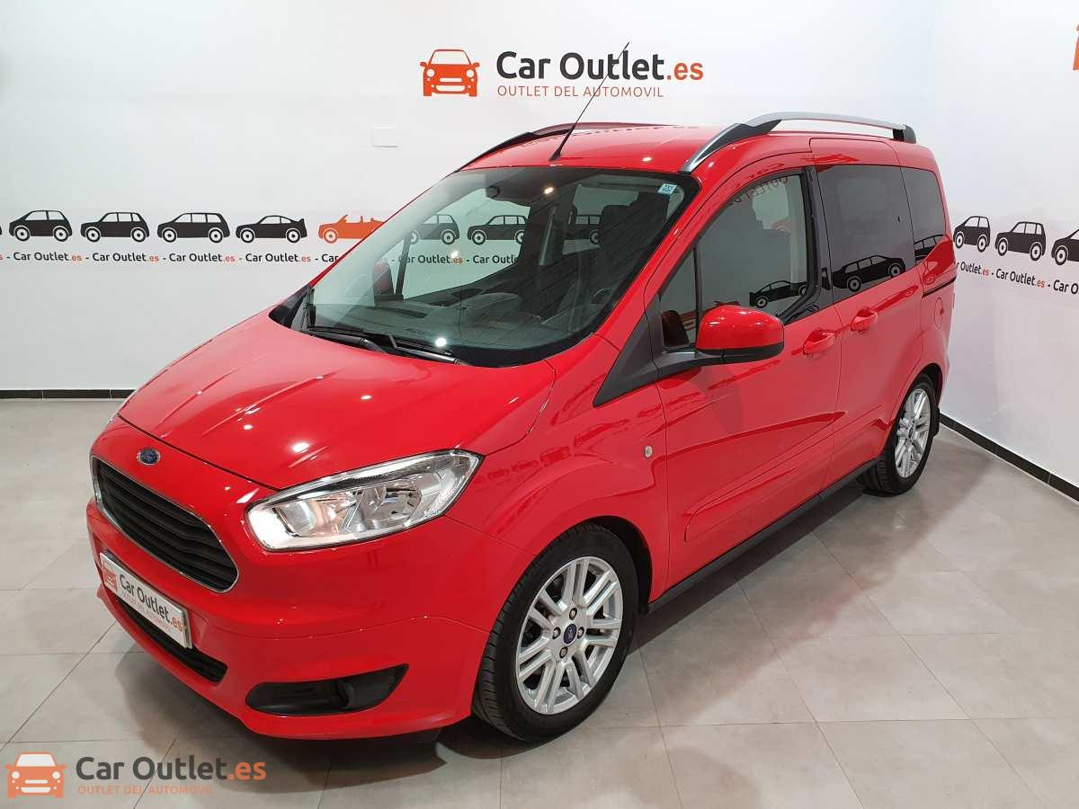 0 - Ford Tourneo Courier 2016
