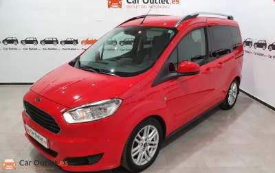 Ford Tourneo Courier Diesel - 2016