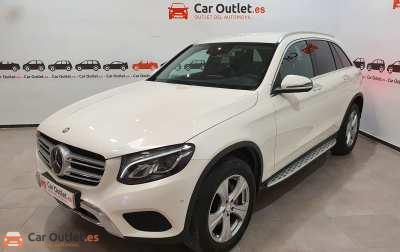 Mercedes GLC Diesel / gas-oil - 2016