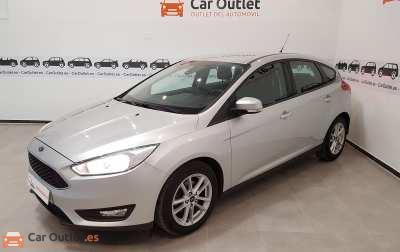 Ford Focus Essence - 2015