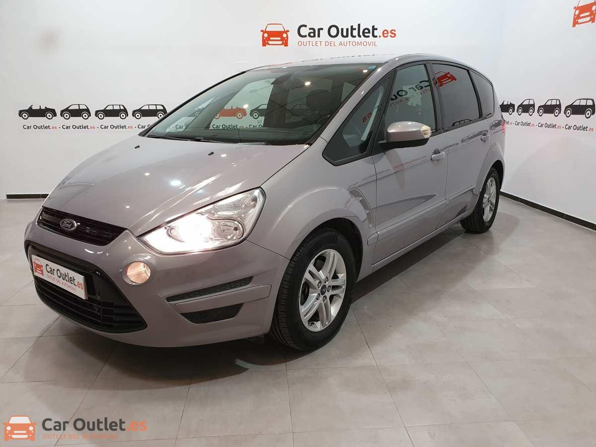 0 - Ford S-Max 2015