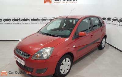 Ford Fiesta Diesel / gas-oil - 2008