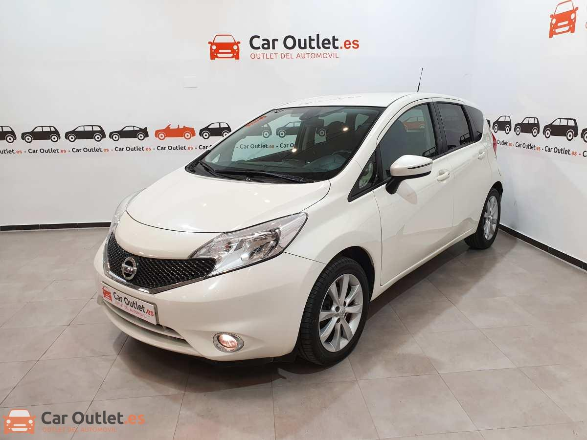 0 - Nissan Note 2016