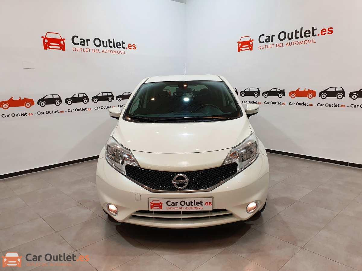 1 - Nissan Note 2016