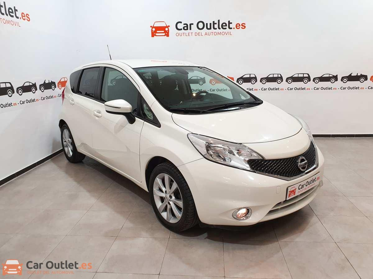2 - Nissan Note 2016