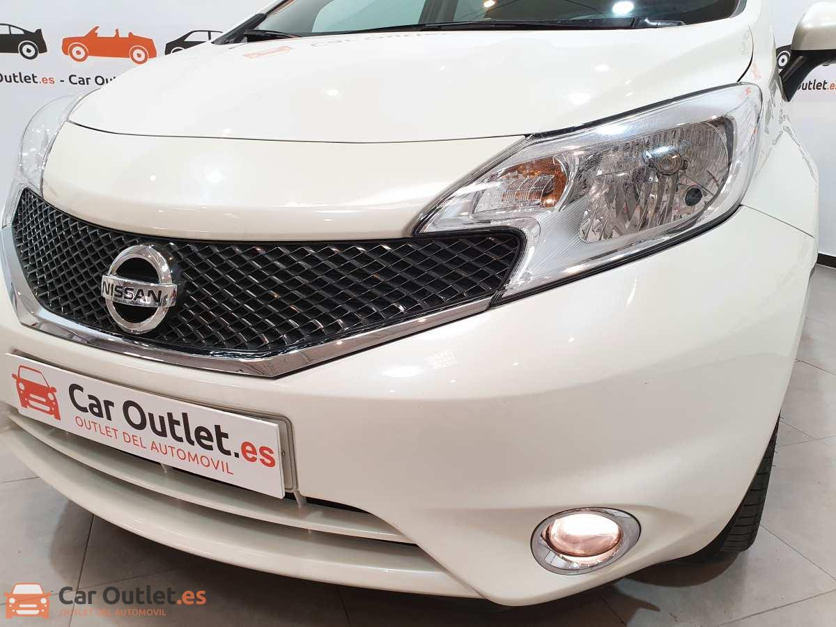 5 - Nissan Note 2016