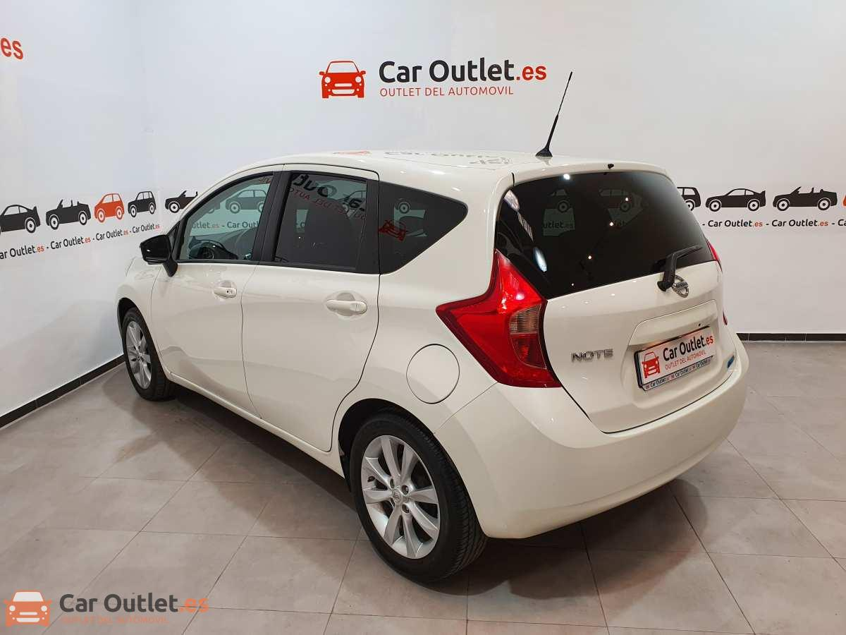 6 - Nissan Note 2016