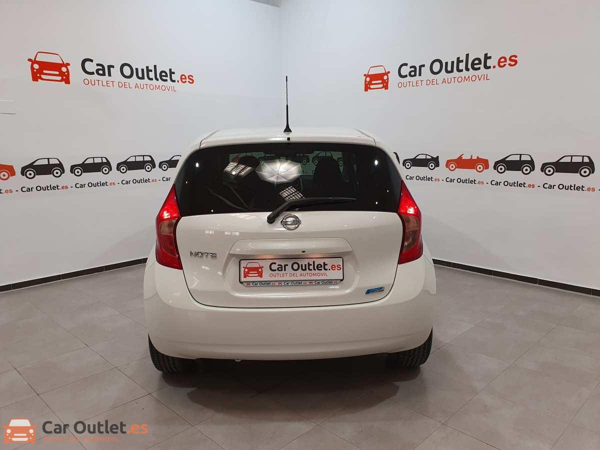 7 - Nissan Note 2016