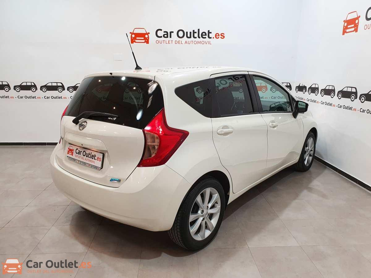 8 - Nissan Note 2016