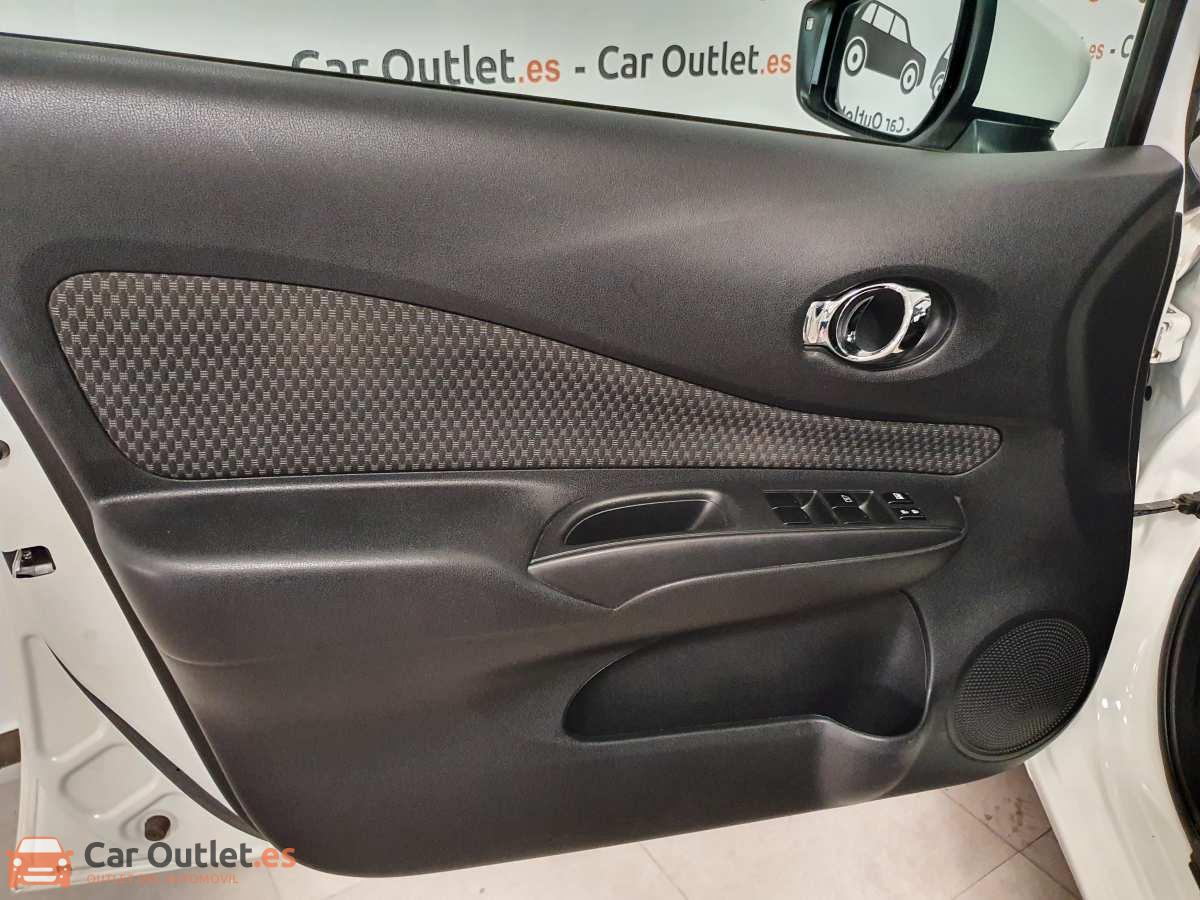 11 - Nissan Note 2016