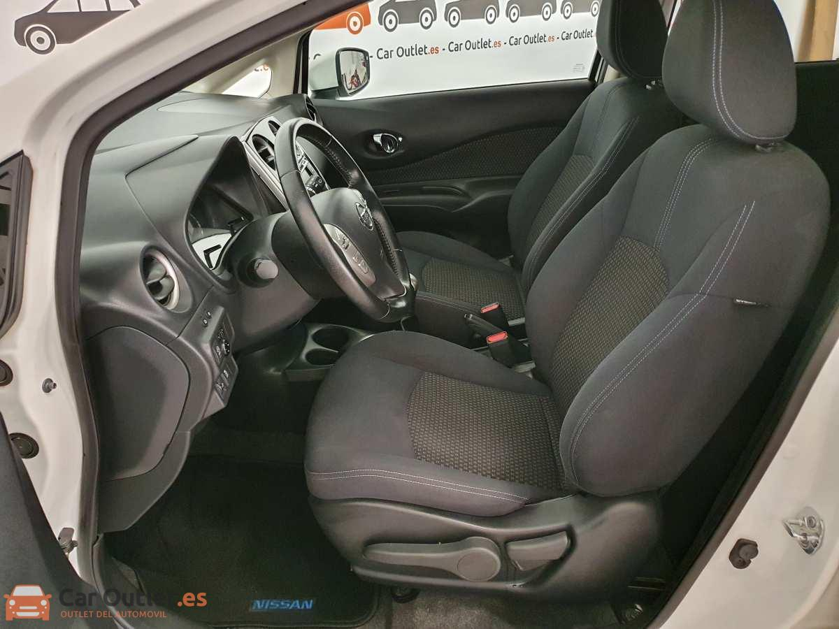 12 - Nissan Note 2016