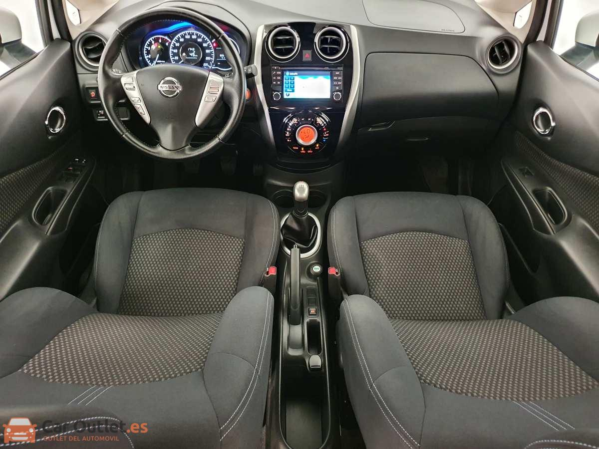14 - Nissan Note 2016