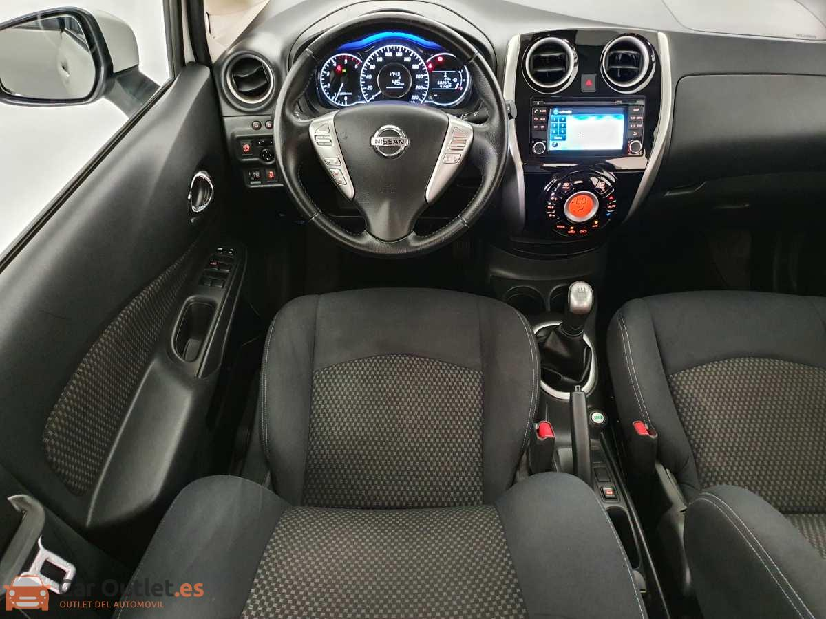 16 - Nissan Note 2016